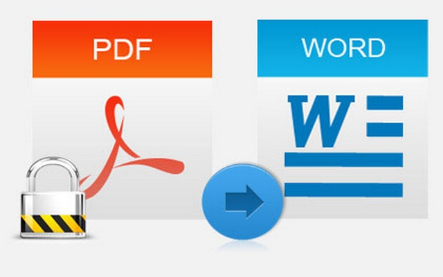 Konver PDF ke Word