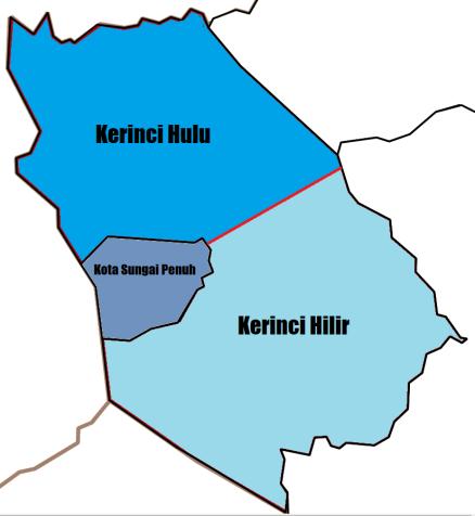 Pemekaran Kabupaten Kerinci