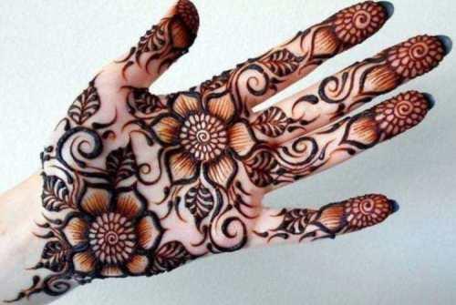 Cara Melukis Tangan Dengan Henna Simple Yang Wajib Diketahui Bang
