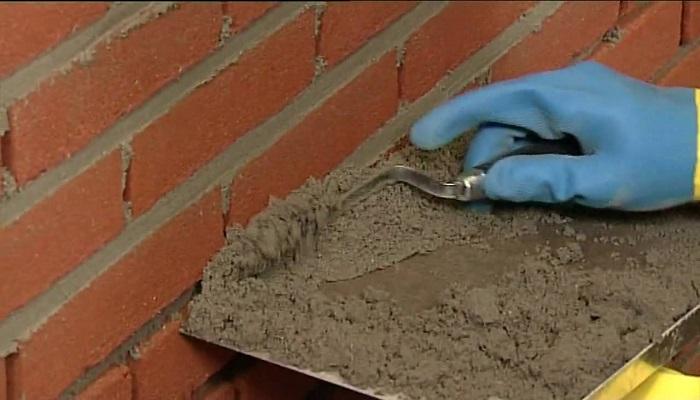 cara memasang batu bata