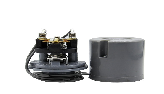 cara memasang otomatis pompa air