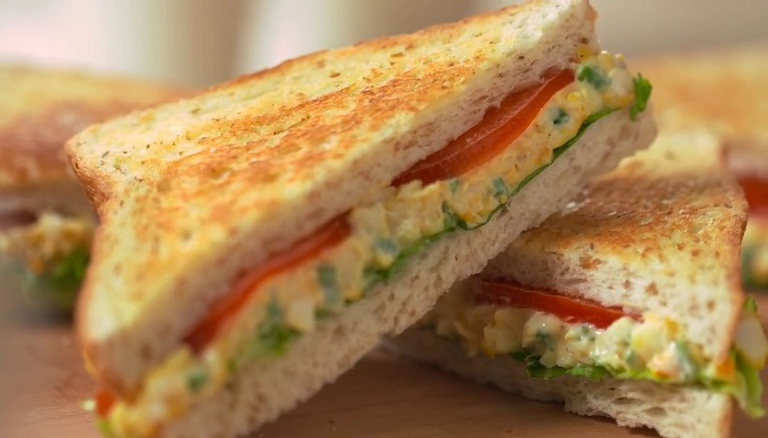 cara membuat sandwich