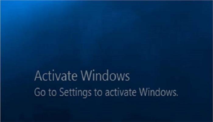 cara menghilangkan activate windows 10