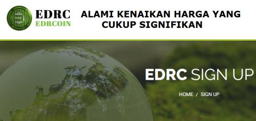 Review Bisnis EDRCoin